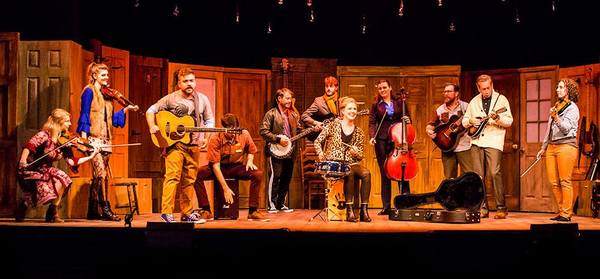 Photo Flash: Get A First Look At The Ivoryton Playhouse's ONCE