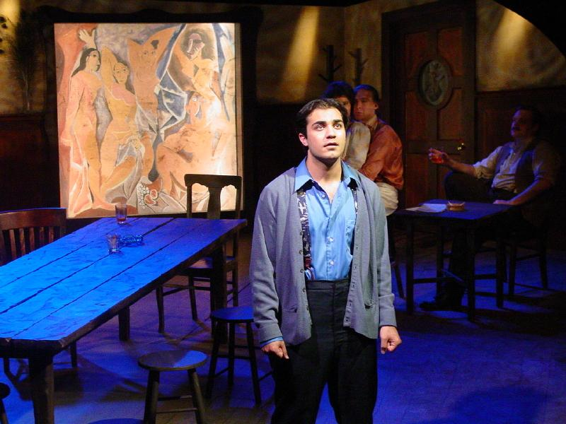 BWW Interview: Theatre Life with Maboud Ebrahimzadeh
