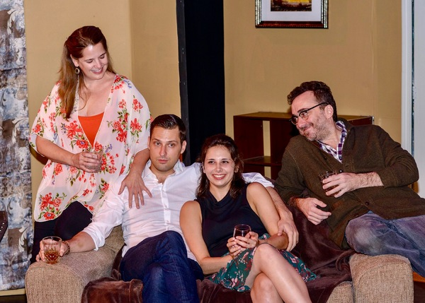 Photo Flash: First Look at FPAC's WHO'S AFRAID OF VIRGINIA WOOLF