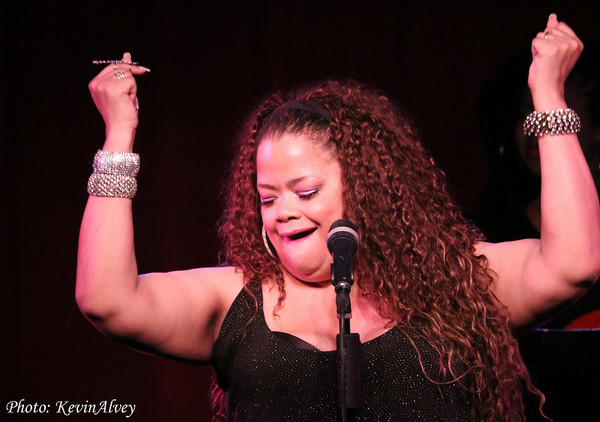 Photo Flash: Birdland Hosts Natalie Douglas
