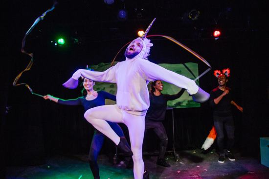 BWW Review: Ammo Theatre's FAIRY TALE THEATRE 18 & OVER: THE MUSICAL is Comedy with a Kick
