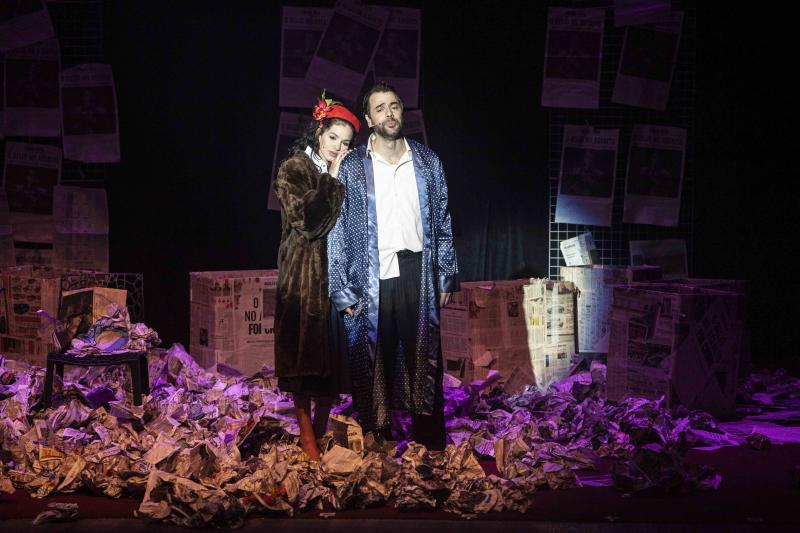 BWW Previews: Based on Nelson Rodrigues' Work O BEIJO NO ASFALTO - O MUSICAL (The Kiss On The Asphalt - The Musical) Opens in Sao Paulo in a Five-Day Season