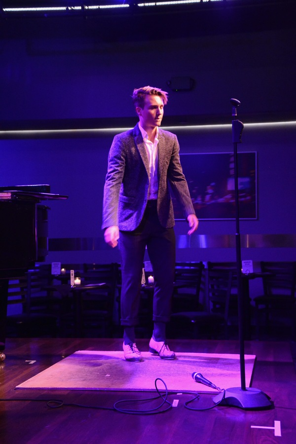 Photo Coverage: Max von Essen, Billy Stritch, and More Perform at the Official Opening of the Birdland Theater