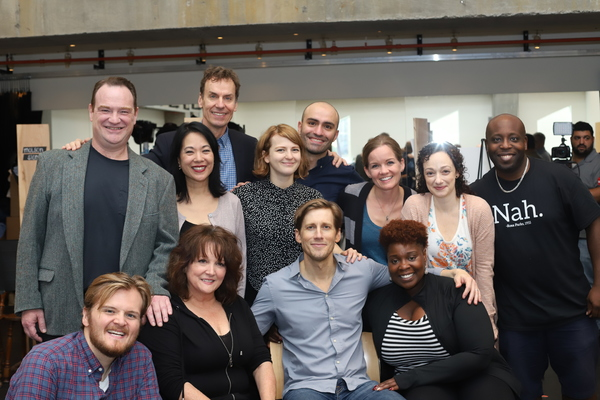 Photo Flash: Meet the COME FROM AWAY National Tour Cast