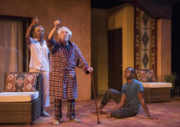 Photo Flash: Northlight Theatre Presents CURVE OF DEPARTURE