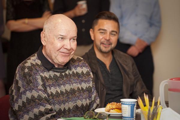 Jack O'Brien and Jeremiah Maestas Photo