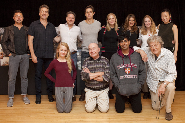 Photo Flash: Jack O'Brien Directs Tom Stoppard's THE HARD PROBLEM For Lincoln Center Theater