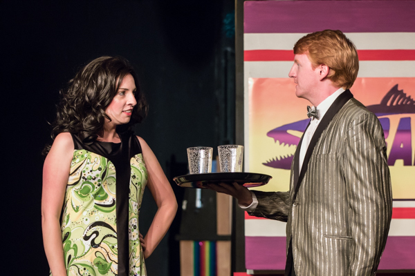 Photo Coverage: First look at Little Theatre Off Broadway's DISASTER! THE MUSICAL