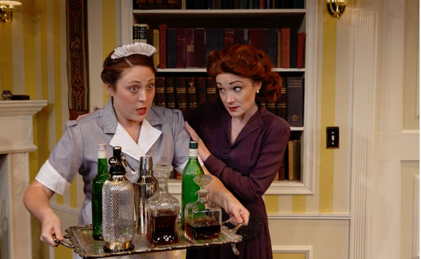 BWW Review: BLITHE SPIRIT is a spirited comedy at North Coast Repertory Theatre