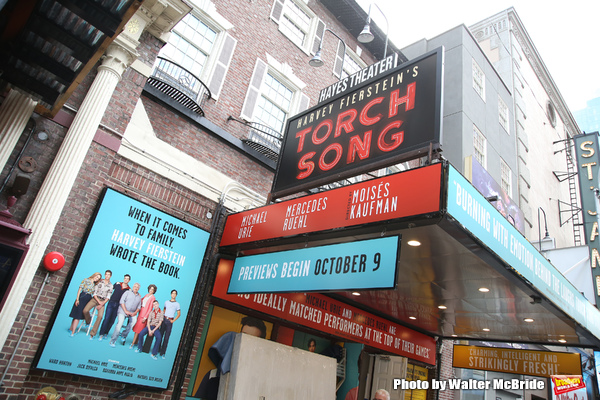 Up On The Marquee: TORCH SONG