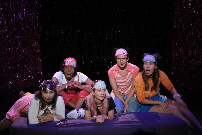 BWW Interview: Francesca Montanile Lyons and DEAR DIARY LOL at New Ohio Theatre