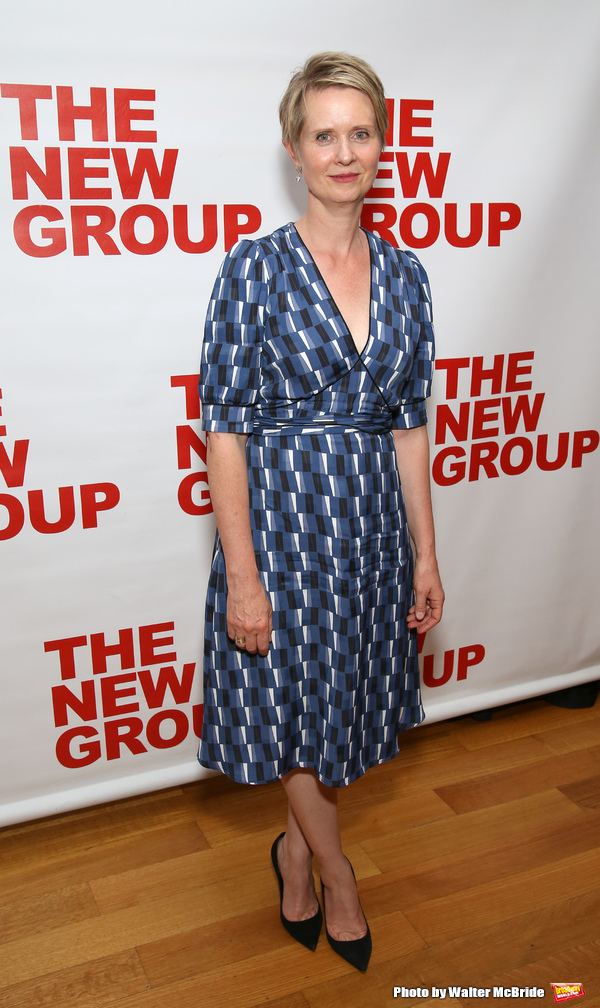 Photo Coverage: Inside Opening Night of The New Group's THE TRUE