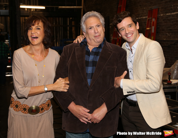 Photo Coverage: The Cast of TORCH SONG Meets the Press