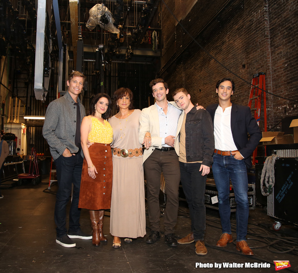 Ward Horton, Roxanna Hope Radja, Mercedes Reuhl, Michael Urie, Jack DiFalco and Michael Hsu Rosen