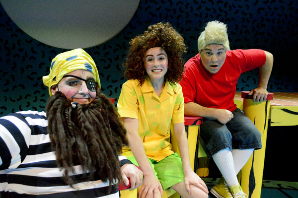 JUDY MOODY & STINK:  THE MAD, MAD, MAD, MAD TREASURE HUNT at The Rose Theatre