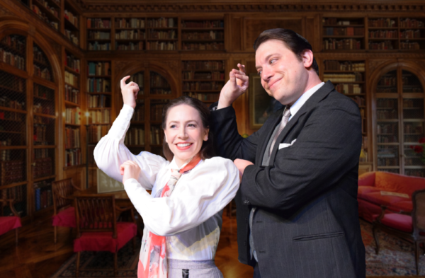 Photo Flash: First Look at MY FAIR LADY At Woodside Community Theatre