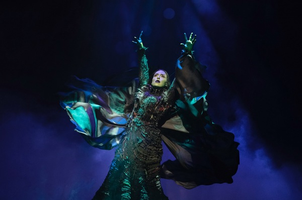 Photo Flash: Thank Goodness! A First Look at Ryan McCartan and Jessica Vosk in WICKED