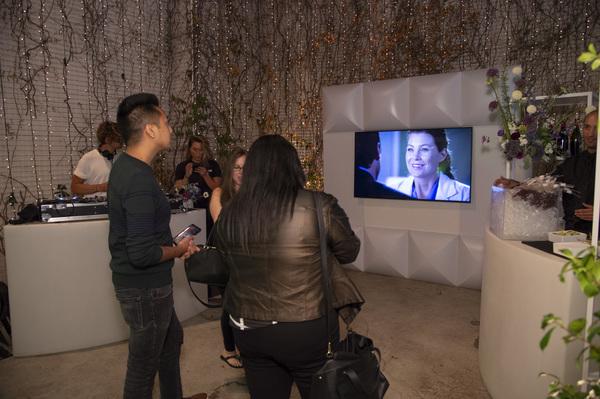 Photo Flash: The Cast of GREY'S ANATOMY Celebrates Season 15 with Opening Night Event