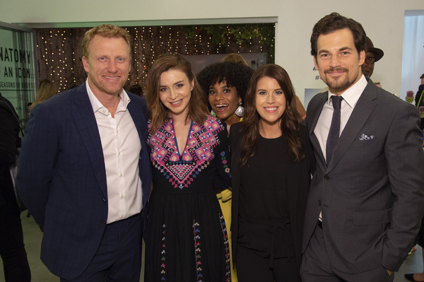 KEVIN MCKIDD, CATERINA SCORSONE, KELLY MCCREARY, NICHOLE GUSTAFSON, GIACOMO GIANNIOTT Photo