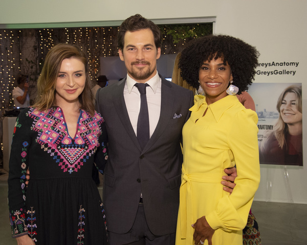 CATERINA SCORSONE, GIACOMO GIANNIOTTI, KELLY MCCREARY Photo