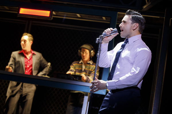 Photo Flash: Sam Wolf Joins the Cast of JERSEY BOYS