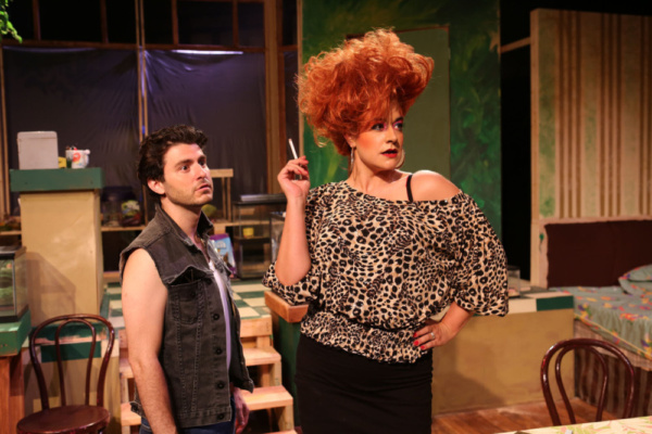Photo Flash: First Look at Hell In A Handbag's THE ARTIFICIAL JUNGLE