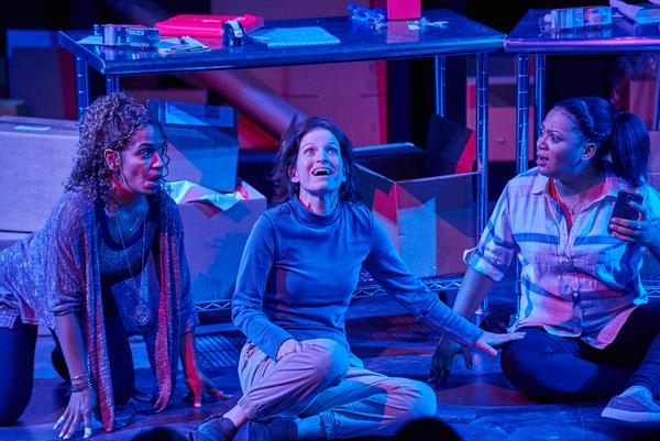 Photo Flash: Aurora Theatre Presents BE HERE NOW