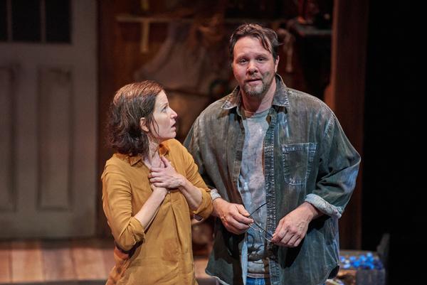 Cynthia  Barrett  &  Travis  Smith