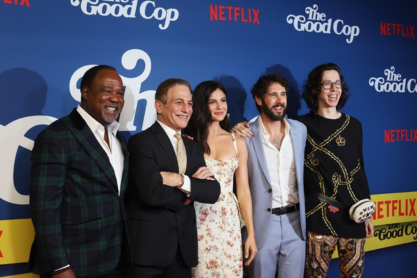 Isiah Whitlock Jr., Tony Danza, Monica Barbaro, Josh Groban, and Bill Kottkamp