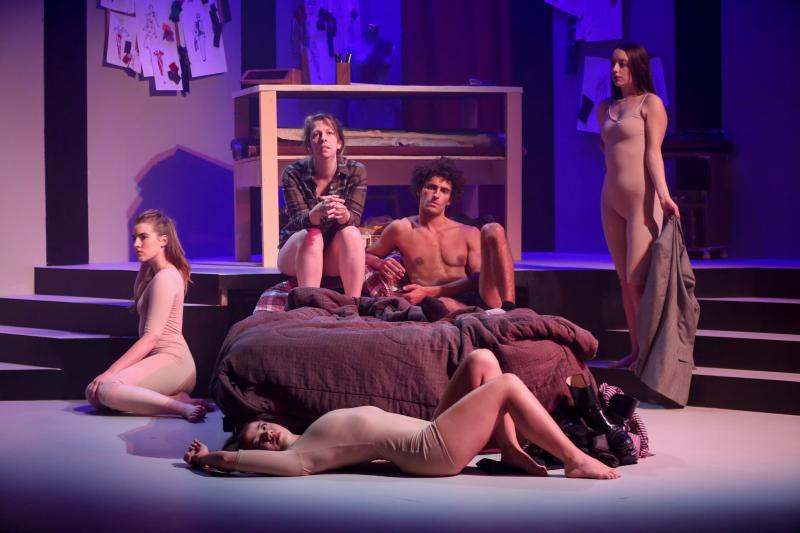 BWW Review: WET's EVERYTHING YOU TOUCH a Raw Blistering Look at Body Image