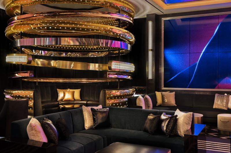 Marinas Menu & Lifestyle: Visit THE PALAZZO in Las Vegas with New Property Enhancements