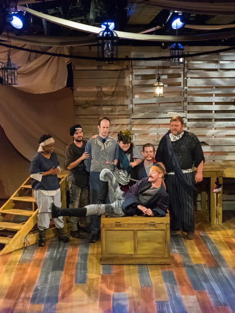 BWW Review: PETER AND THE STARCATCHER at Playhouse On Park