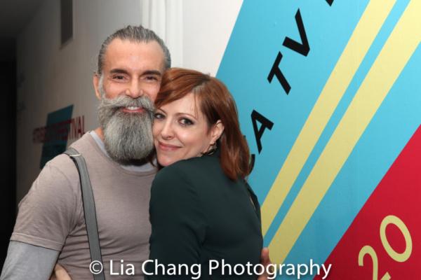 Brad Calcaterra and Pamela Bob