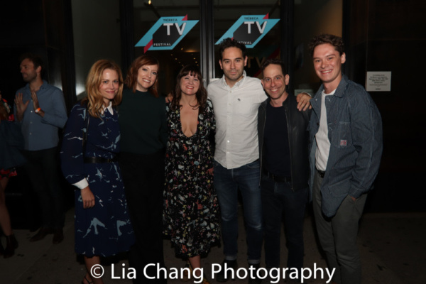 Claire Coffee (I Was a Teenage Pillow Queen), Pamela Bob (Livin' on a Prairie), Pip Swallow and Stefan Georgiou (Great Expectations), Garth Kravits and Evan Daves (Livin' on a Prairie)