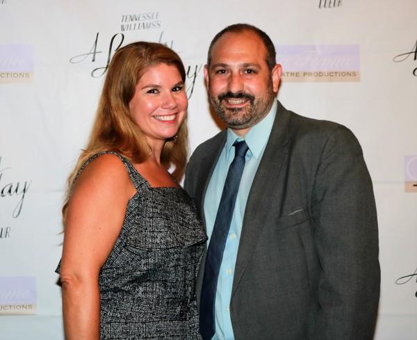 Diane Alianiello and Joe Trentacosta Photo