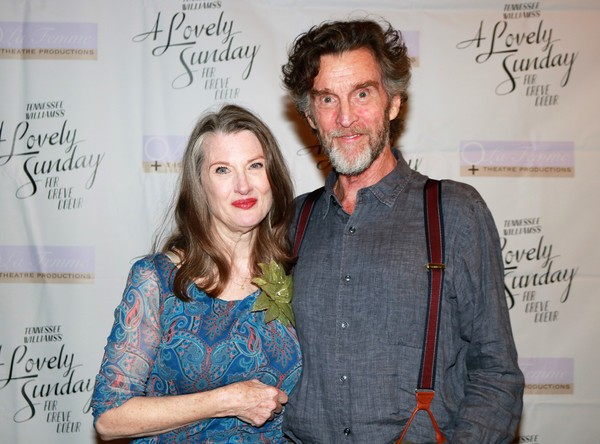 Annette O'Toole and John Glover