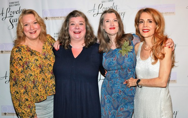 Photo Coverage: Inside Opening Night of La Femme's A LOVELY SUNDAY FOR CREVE COEUR