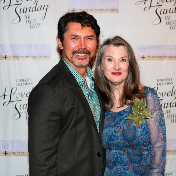 Lou Diamond Phillips and Annette O'Toole