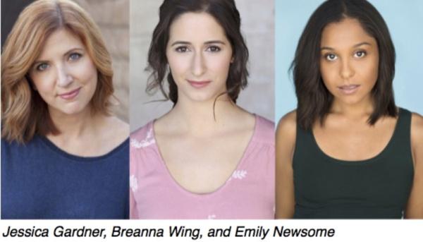Photo Flash: Meet The All Female Cast Of MACBETH