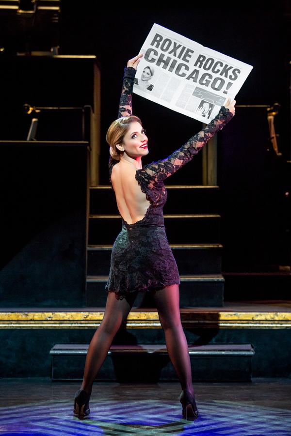 Photo Flash: First Look at Israeli Pop Star Shiri Maimon in CHICAGO!