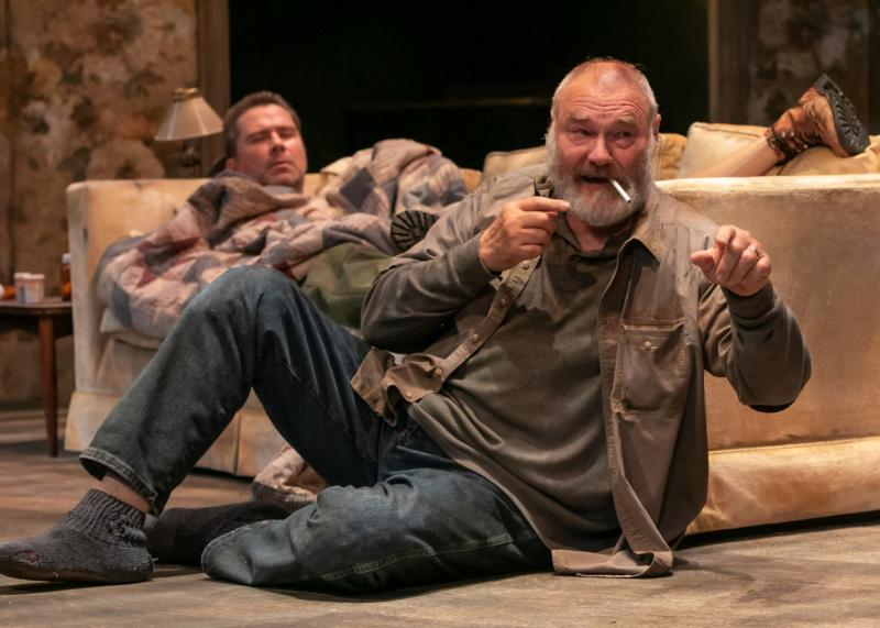 BWW Review: BURIED CHILD by Sam Shepard at The Shakespeare Theatre of NJ is Captivating and Stunning