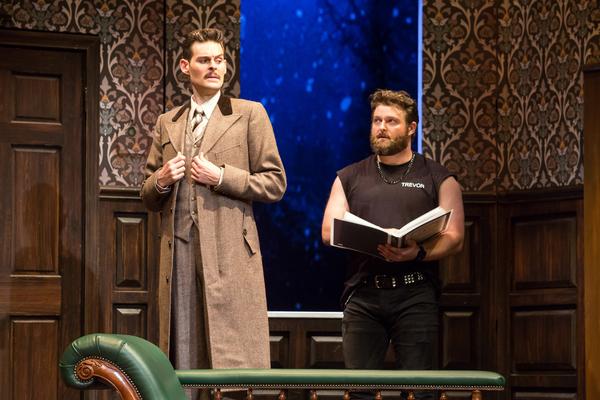 Evan Alexander Smith and Brandon J. Ellis