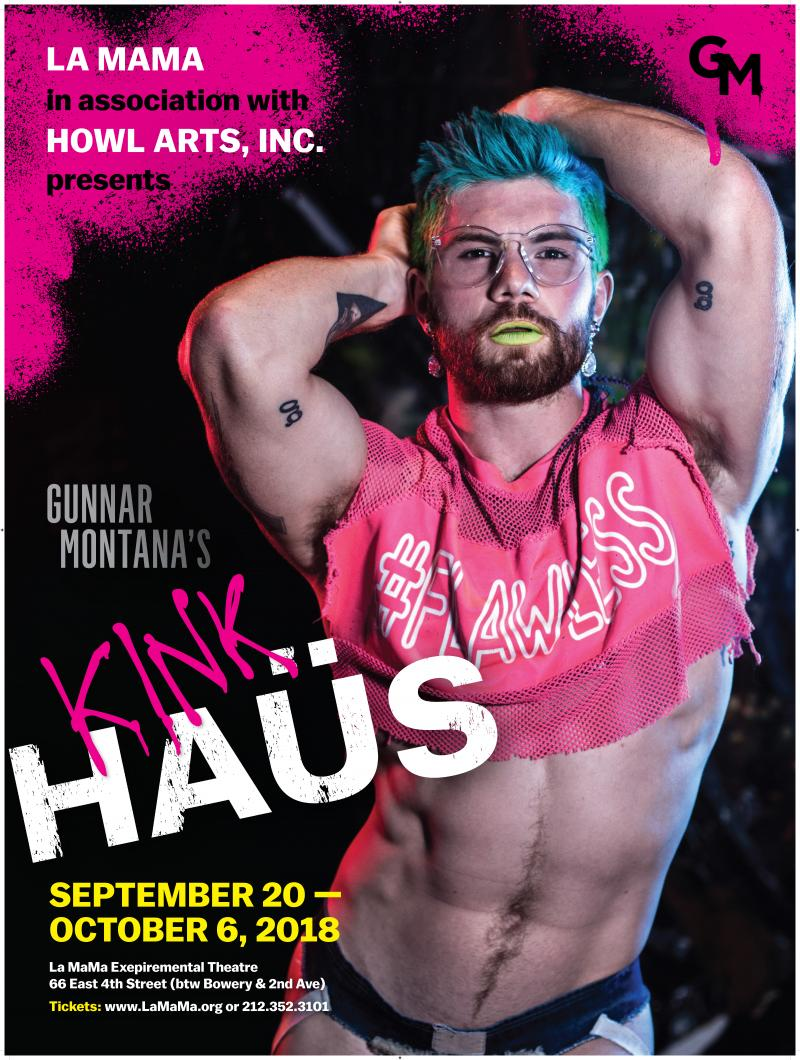 BWW Review: KINK HAÜS at La MaMa is a Rad, Dizzying Spectacle