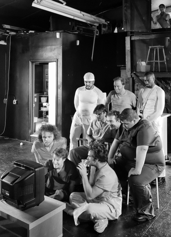 Photo Flash: First Look at ONE FLEW OVER THE CUCKOO'S NEST In Teaneck