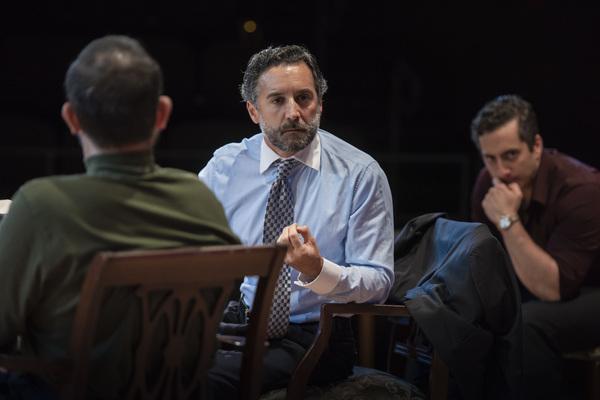 Photo Flash: Northern Stage Presents Tony Nominated Drama OSLO