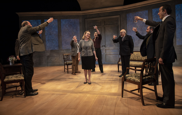 Photo Flash: Northern Stage Presents Tony Nominated Drama OSLO