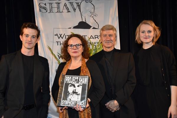 A.J. Shively, Maryann Plunkett, David Garrison and Kerstin Anderson