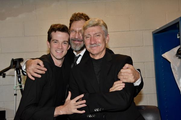 A.J. Shively, David Staller and David Garrison