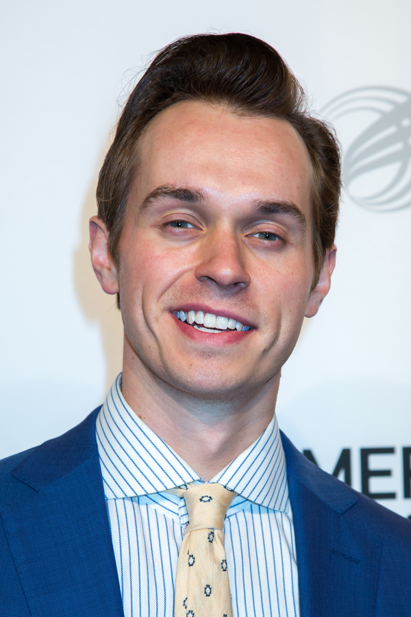 Photo Coverage: Broadway Comes Out to Celebrate Andrew Lloyd Webber at American Theatre Wing Gala!