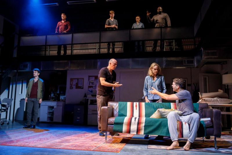 BWW Review: Craig Lucas' Job-Inspired Drama, I WAS MOST ALIVE WITH YOU, Performed in Both Spoken English and ASL